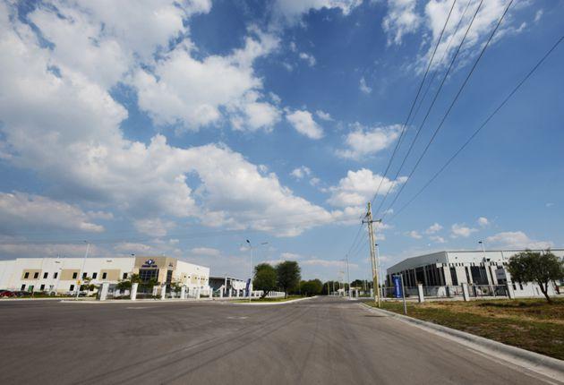 Parques industriales en la Región Laja-Bajío de Celaya