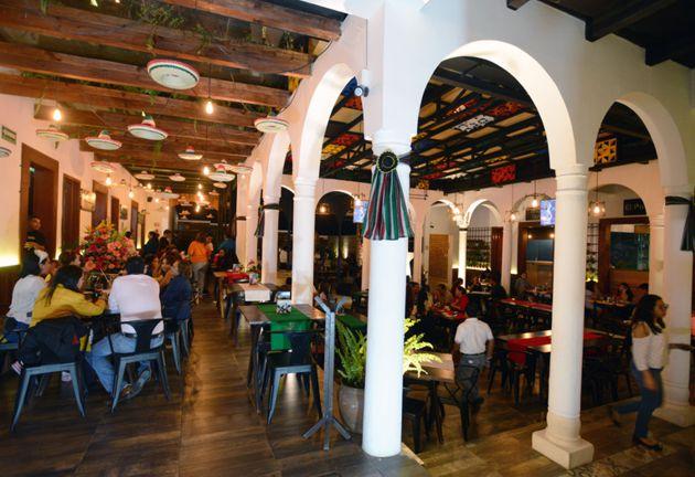 Plaza comercial y gastronómica en centro de Comitán