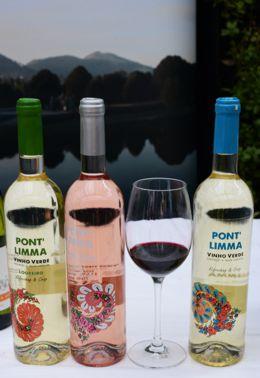 Vinos balncos de Portugal
