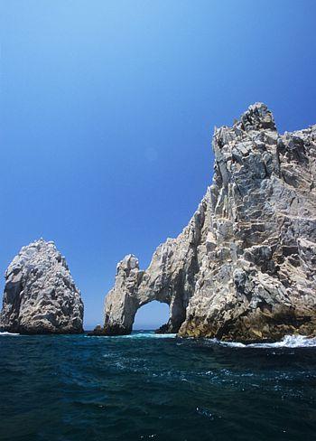 Arco en Cabo San Lucas, BCS.