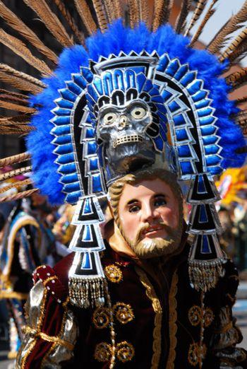 Carnaval de Tlaxcala.