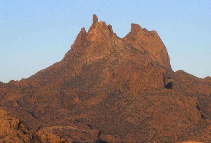 Cerro Tetakawi, San Carlos-Guaymas, Son.