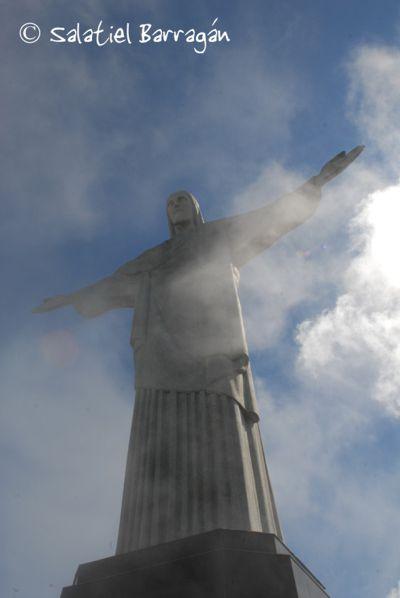 Cristo del Corcovado. Rio de Janeiro.