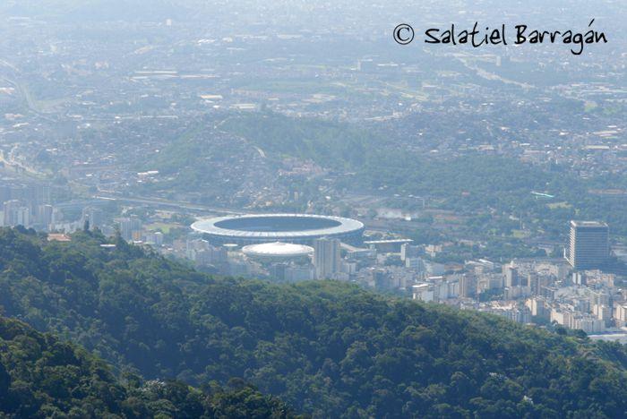 Estadio Maracaná. Rio de Janeiro.