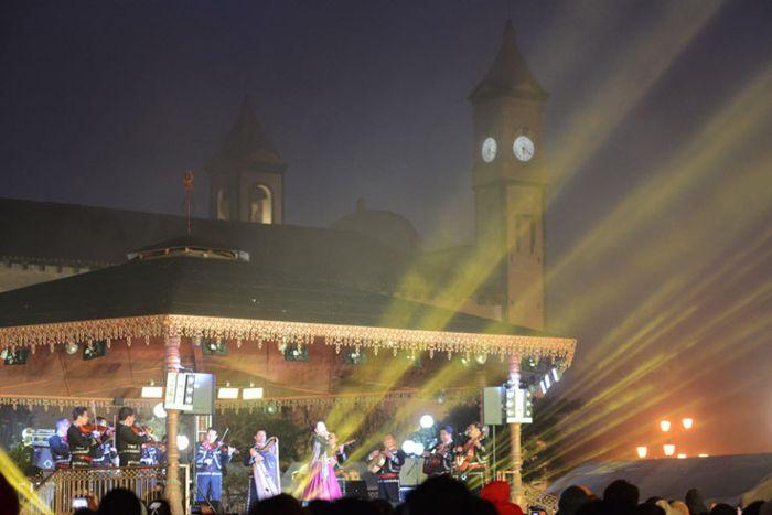 Festival en Zacatlán.