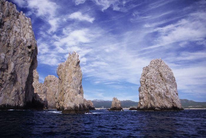 Los Cabos rocas en el Arco.