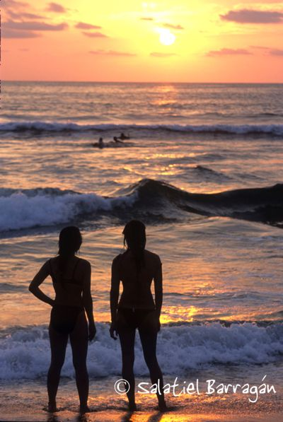 Atardecer en Riviera Nayarit