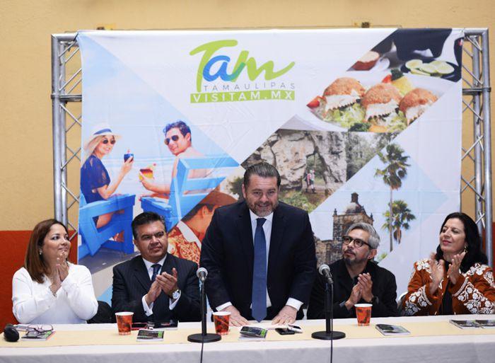 Tamaulipas, presentación de Guía