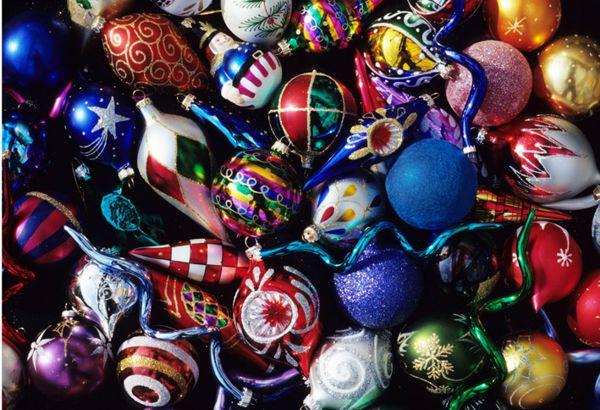 Esferas navideñas de Puebla