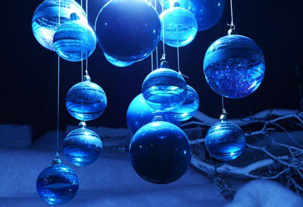 Principal productor de esferas navideñas en México.
