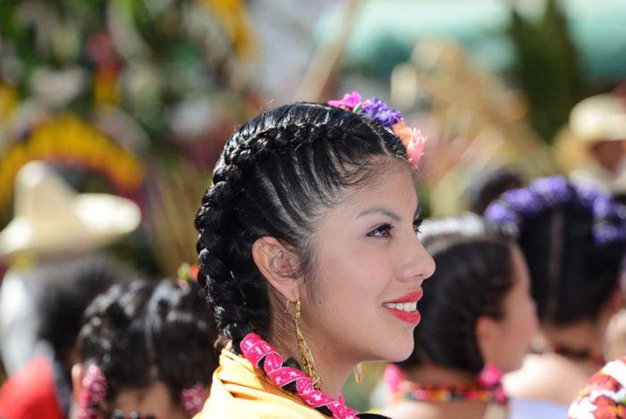 Flor del Ejido. Xochimilco.