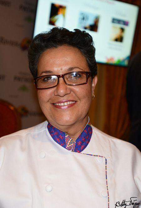Betty Vazquez. Chef en Garza Canela de San Blas, Riviera Nayarit