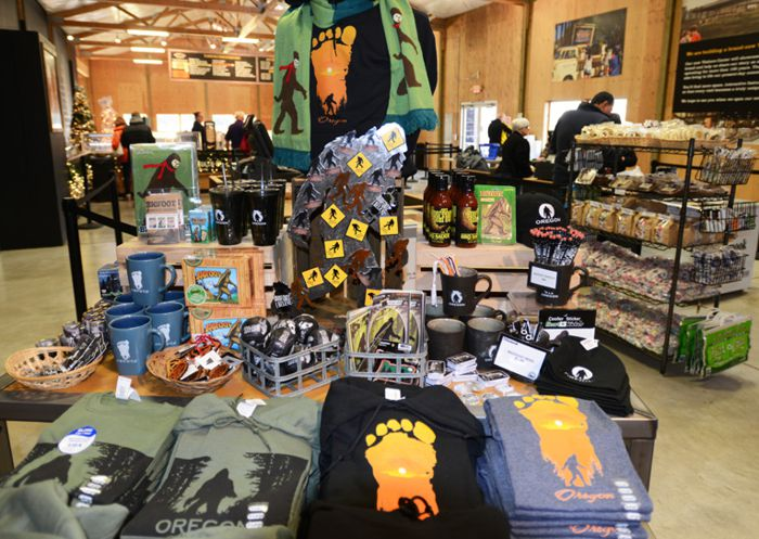 Productos de Bigfoot en Tillamook, Or.