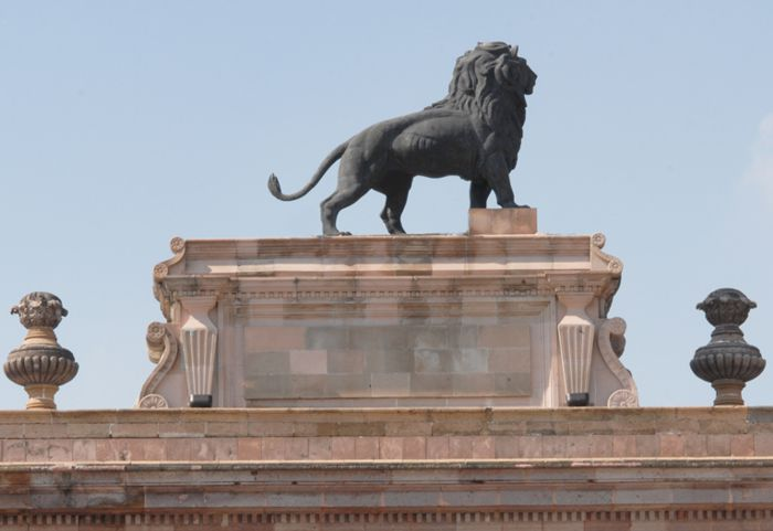 Escultura del León, Gto.
