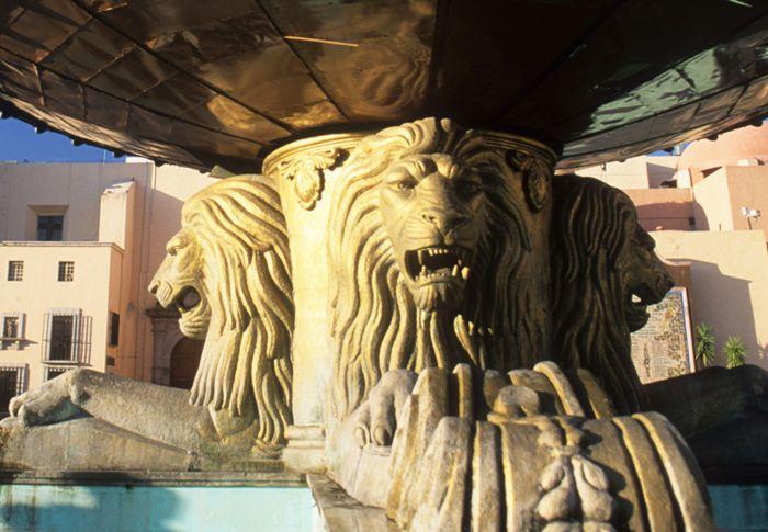 Fuente de León, Gto.