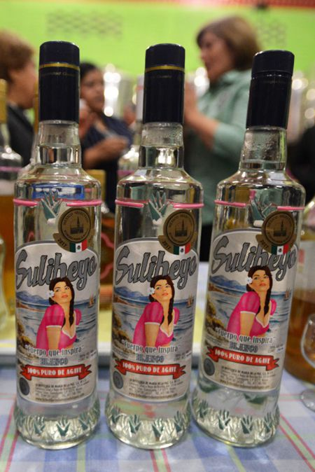 Tequila Sulibeyo de Hacienda María de la Paz, Silao.