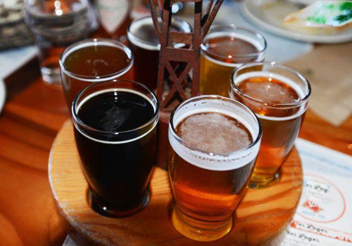 Cervezas artesanales, México