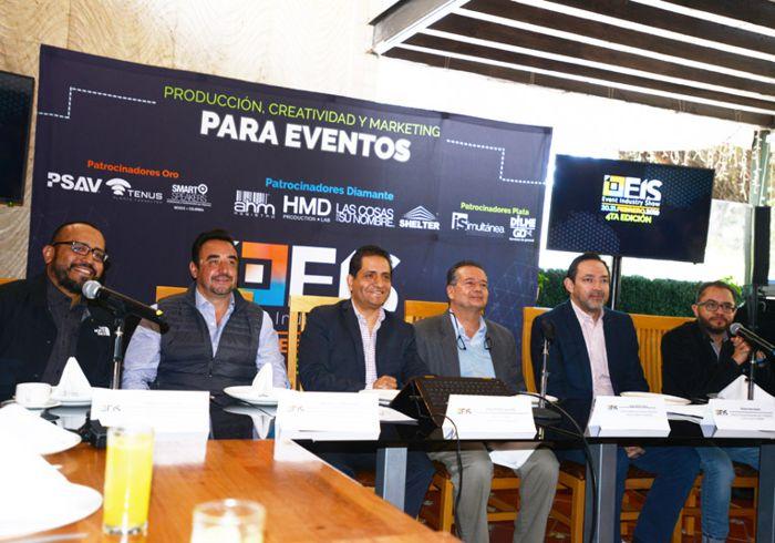 Organizadores e invitados del EIS 2019