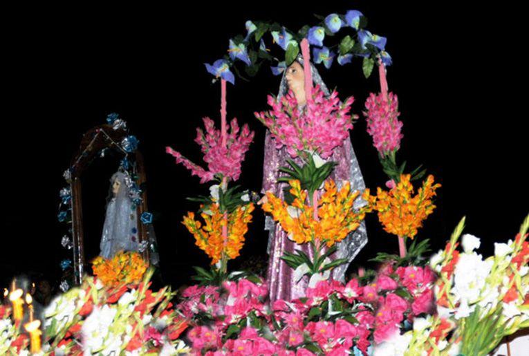 Peregrinación anual de la Virgen de la Asunción, siglo XXI
