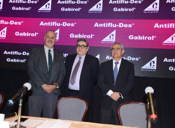Expertos expositores sobre la Influenza en México