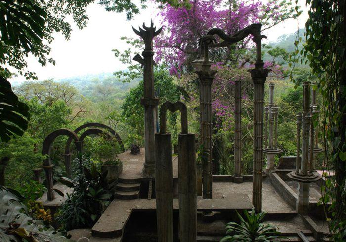 Xilitla, estructuras surrealistas entre la selva Huasteca