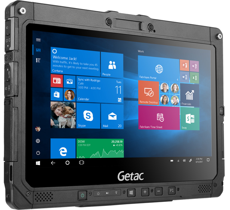 GETAC. K120_ANSI_right_angle.
