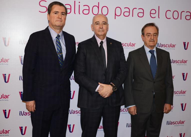 Presentacion de iVascular en Mexico