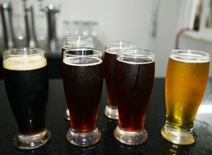Turibús cervecero. Cerveza Reforma