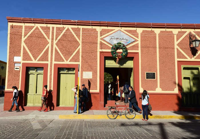 Dolores Hidalgo, casa-Museo donde nació José Alfredo Jiménez en 1926