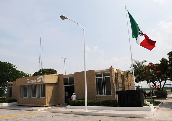 Aeropuerto de Tamuín-Cd Valles,  ampliación desde 2019
