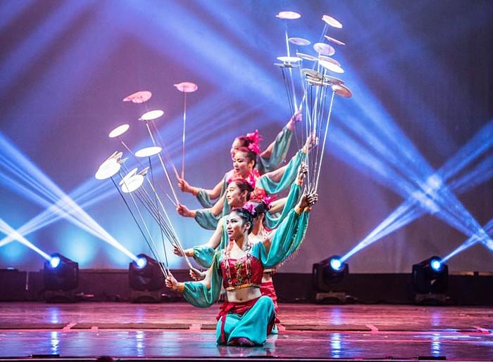 Danza en el Fest Santa Lucia 2019