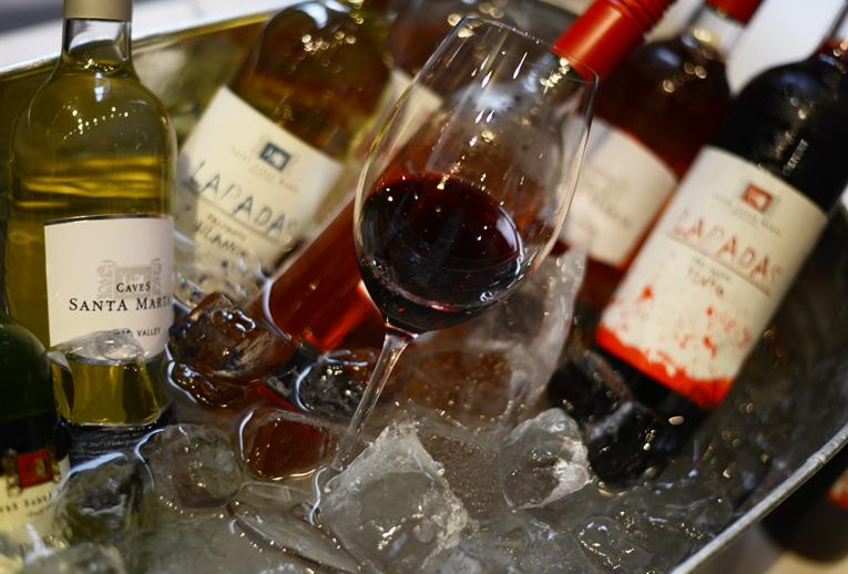 Copa de vino de Portugal